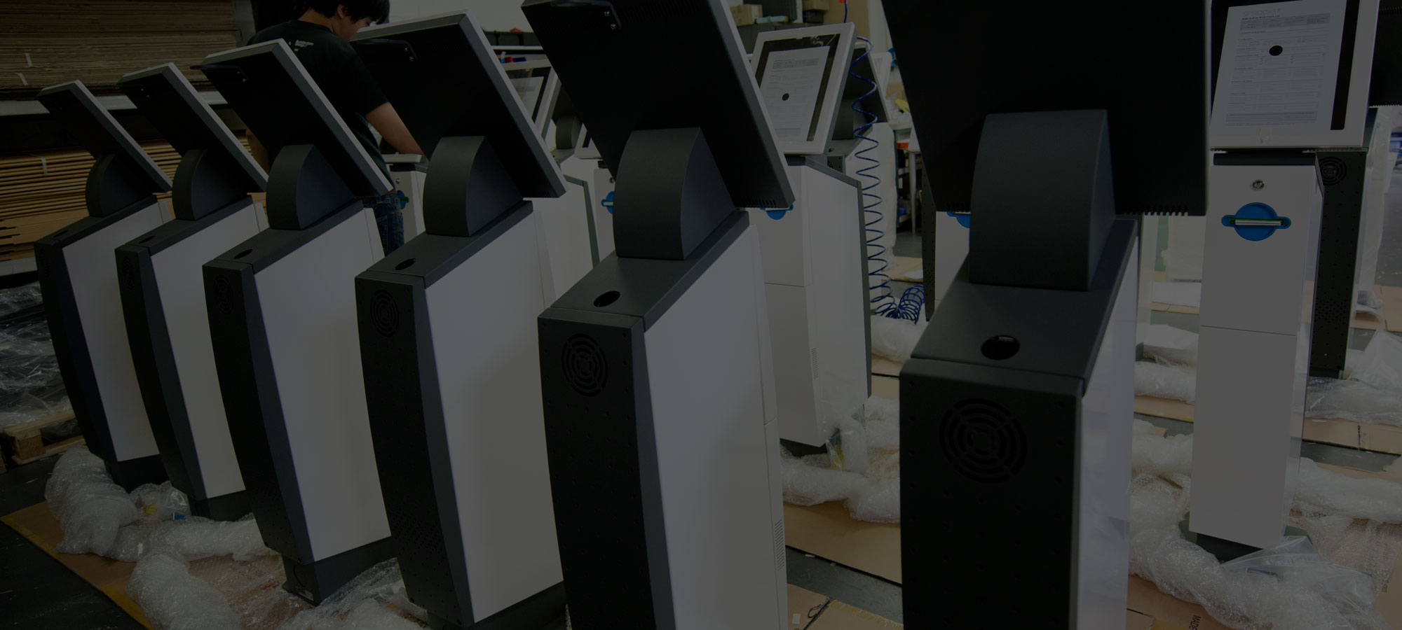 Sprocket custom kiosk solutions