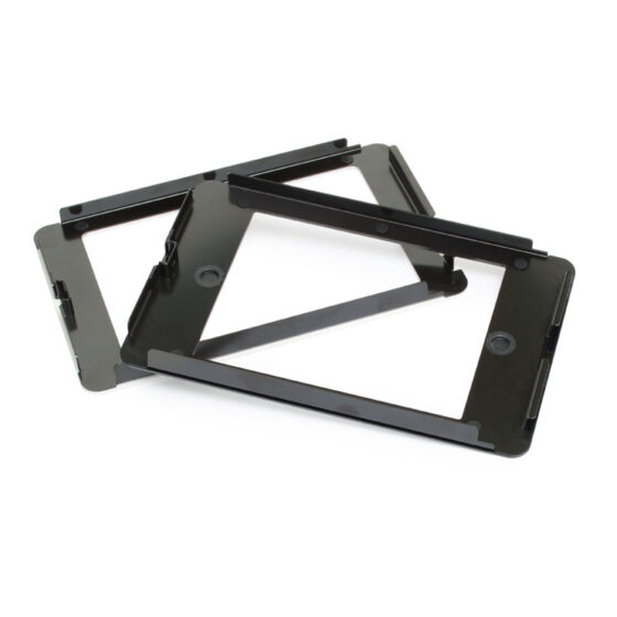Spares steel fascia for secure tablet enclosure