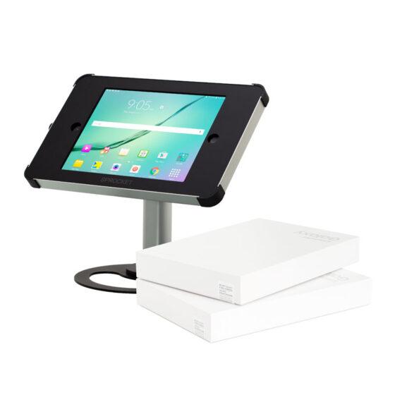 samsung tablet and secure enclosure bundle