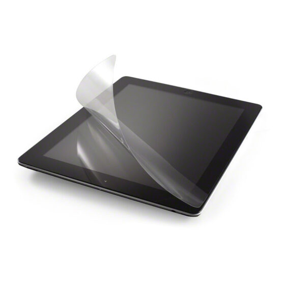 optional screen protector for tablet