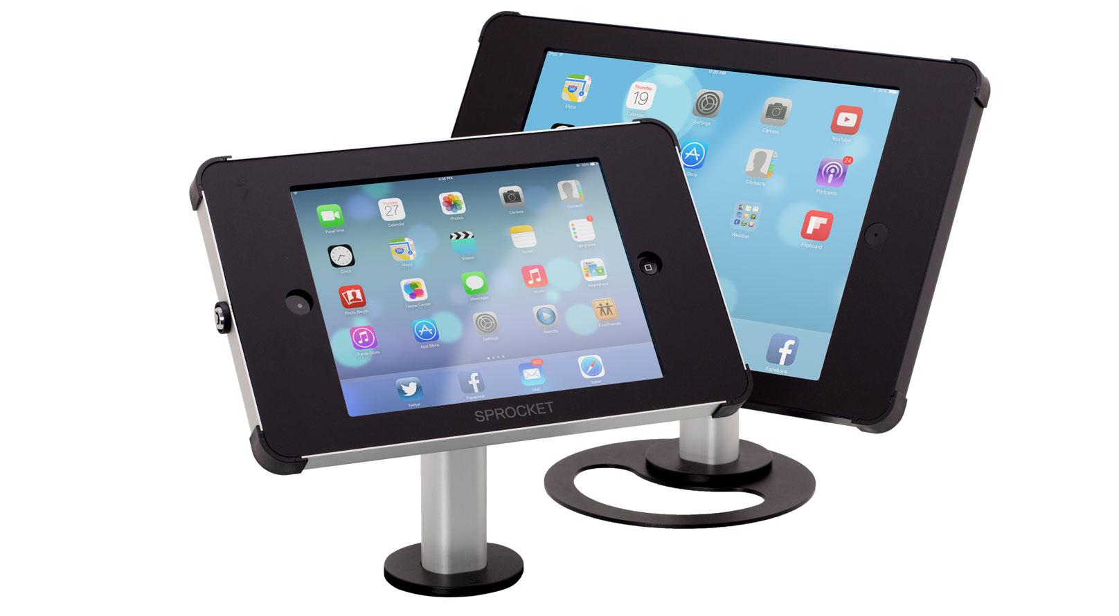 XDesk Tablet Enclosures