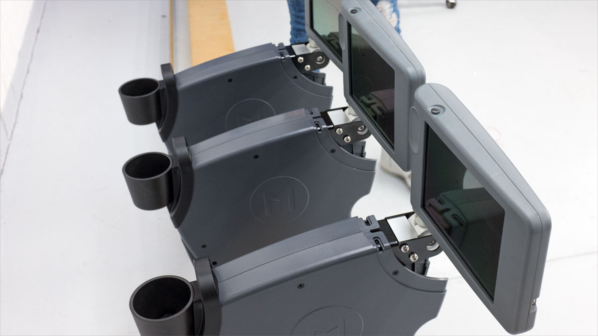 Production of custom tablet enclosures