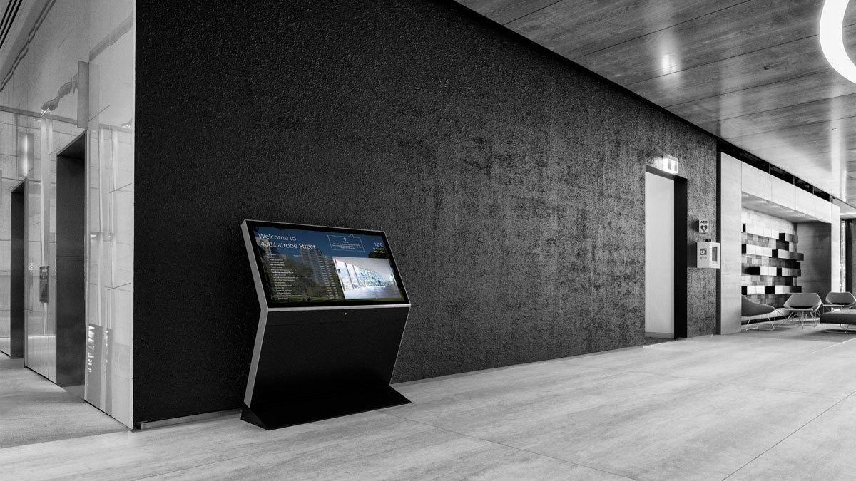 Latropbe street Melbourne. Digital Building Directory