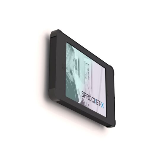 X Panel Secure Tablet Wall Mount for iPad Galaxy Tab and Surface